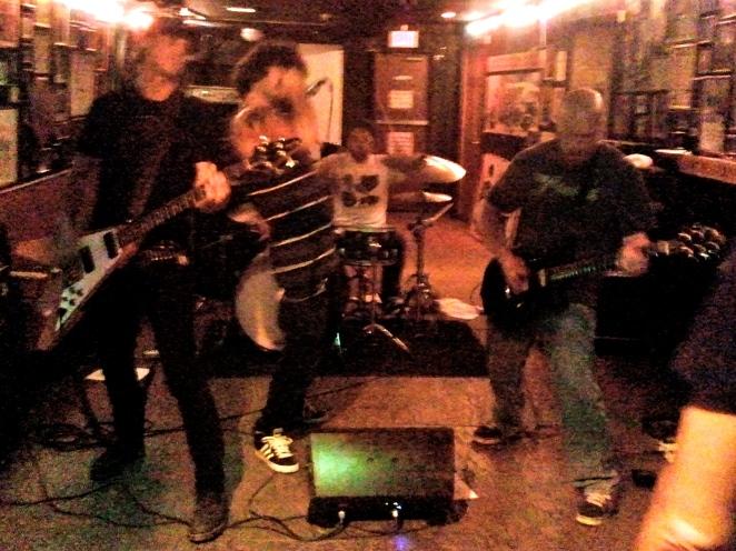 Spit Jack at Charlie O's Montpelier VT June 15 2012