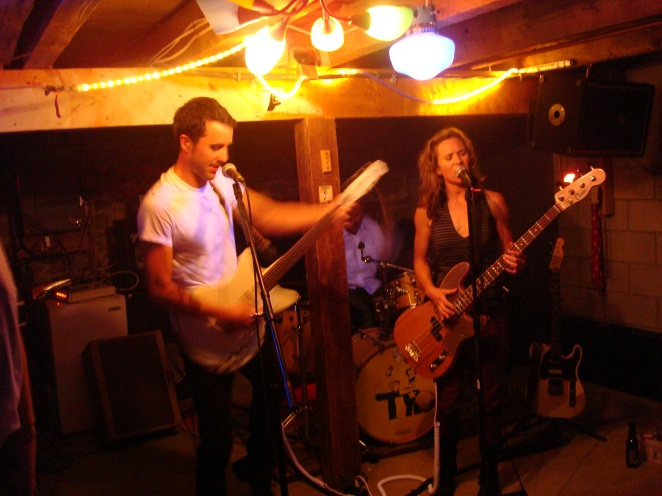 Vedora live rock and roll NOXROX 2012 9.21.12 Burlington, VT