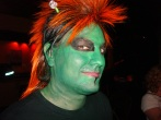 Black Rabbit VT Halloween 2012 punk rock teenagers from mars misfits