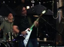 flying v marc scarano mark tomase black rabbit the monkey House winooski vt