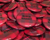 Black Rabbit Red Flannel Hash Buttons