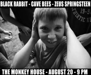 Black Rabbit at The Monkey House 8/20/16