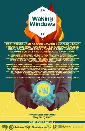 waking windows 7 winooski VT May 2016
