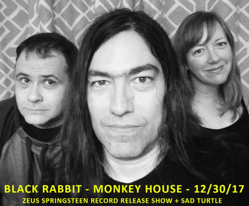Black Rabbit @ Monkey House 12.30.17