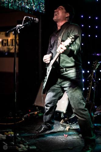 Black Rabbit 12/30/17 at The Monkey House - photo: Luke Awtry