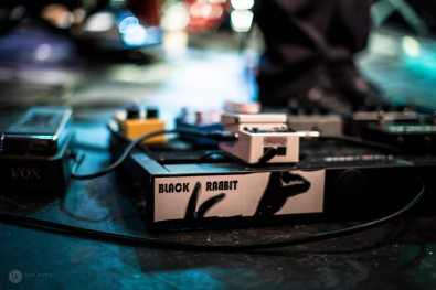 Black Rabbit 12/30/17 at The Monkey House - photo: Luke Awtry