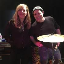 Darlene and Trevor at ArtsRiot 2.2.18